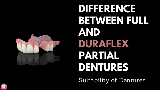 DuraFlex partial dentures