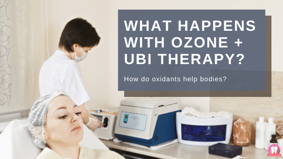 What Happens with Ozone + UBI Therapy